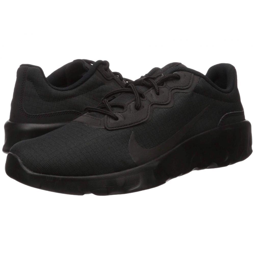 ナイキ Nike メンズ スニーカー シューズ・靴【Explore Strada】Black/Black