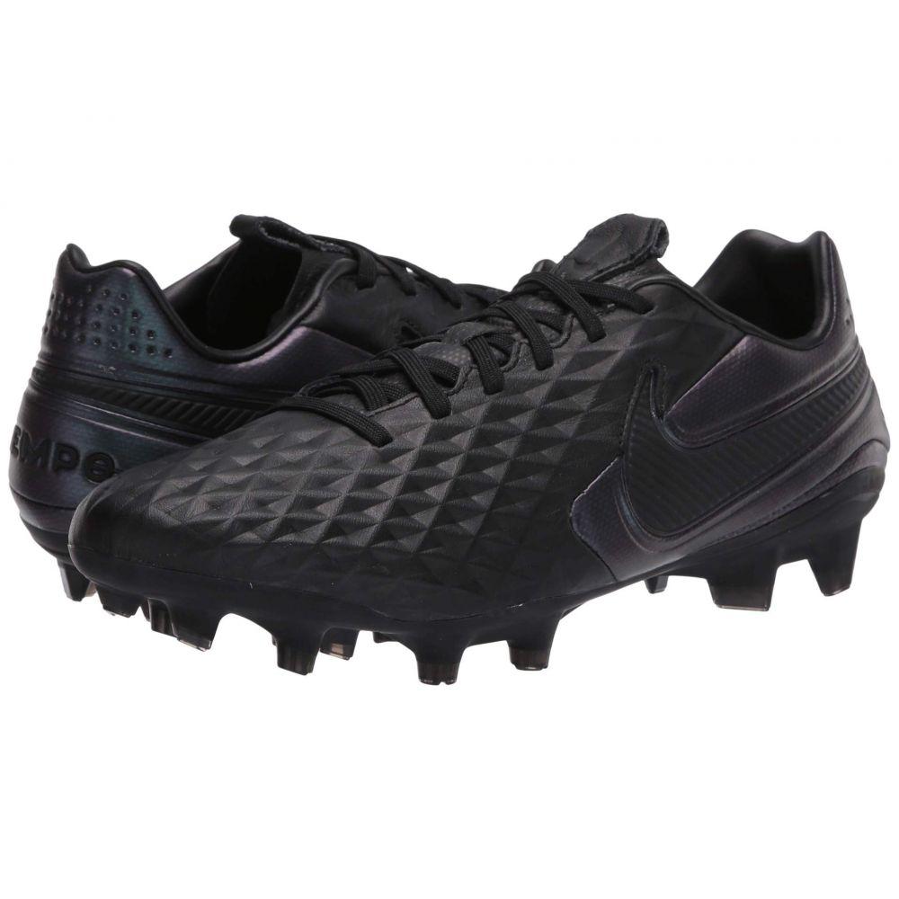 ナイキ Nike レディース サッカー シューズ・靴【Tiempo Legend 8 Pro FG】Black/Black