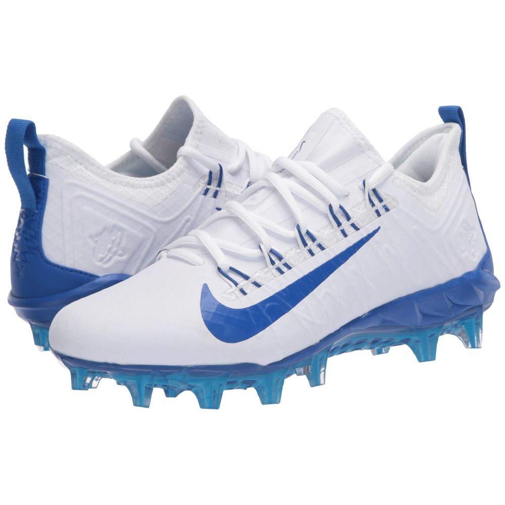 ナイキ Nike メンズ ラクロス シューズ・靴【Alpha Huarache 7 Pro Lax】White/Game Royal/White