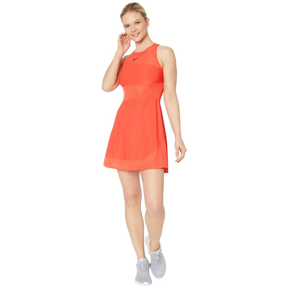 ナイキ Nike レディース ワンピース ワンピース・ドレス【Maria Court Dress】Light Crimson/Gridiron