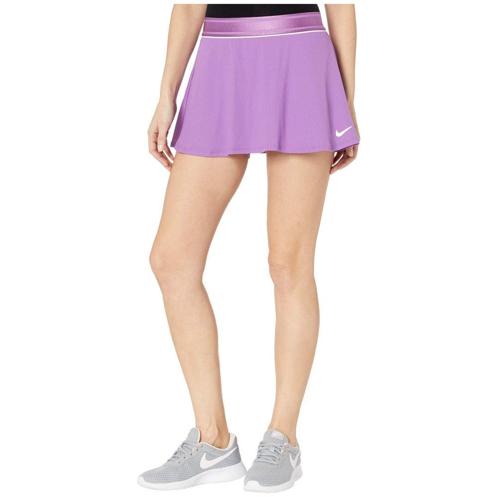 ナイキ Nike レディース スカート 【Court Dry Skirt Flouncy】Purple Nebula/White/White