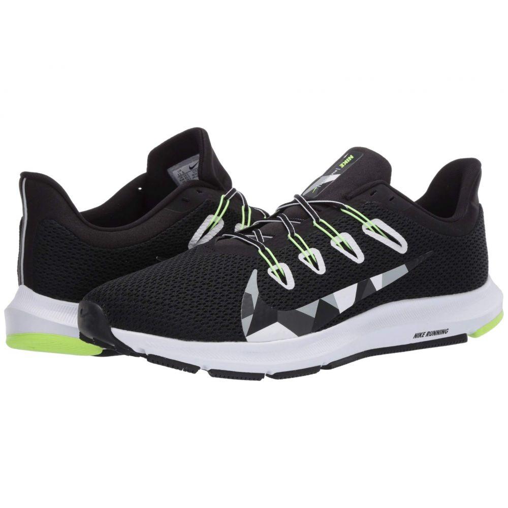 ナイキ Nike メンズ ランニング・ウォーキング シューズ・靴【Quest 2】Black/White/Iron Green/Ghost Green