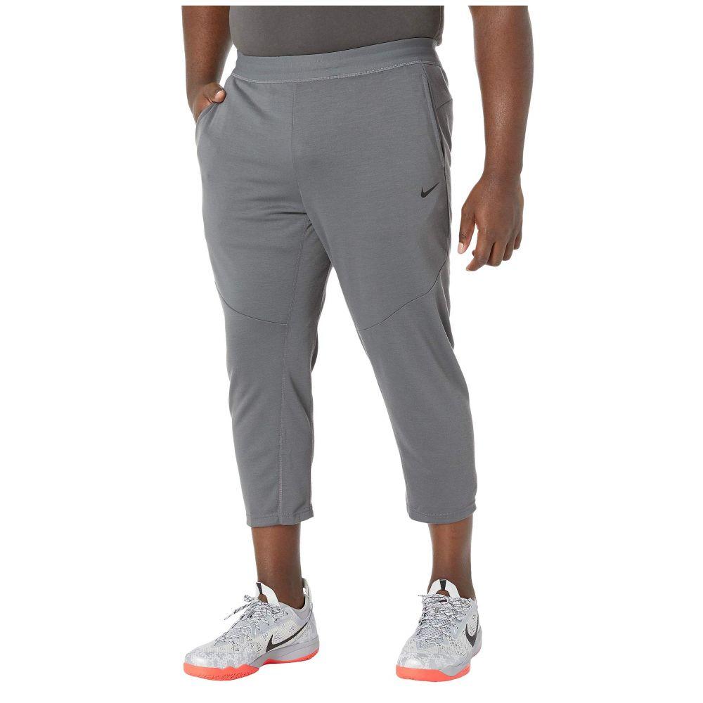 ナイキ Nike メンズ ボトムス・パンツ 大きいサイズ【Big & Tall Dry Fleece Pants 3QT Hyper Dry】Iron Grey/Black