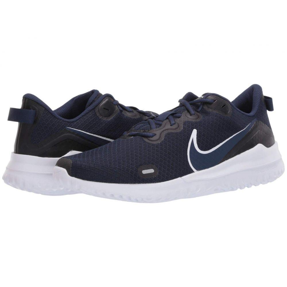 ナイキ Nike メンズ ランニング・ウォーキング シューズ・靴【Renew Ride】Midnight Navy/White/Black