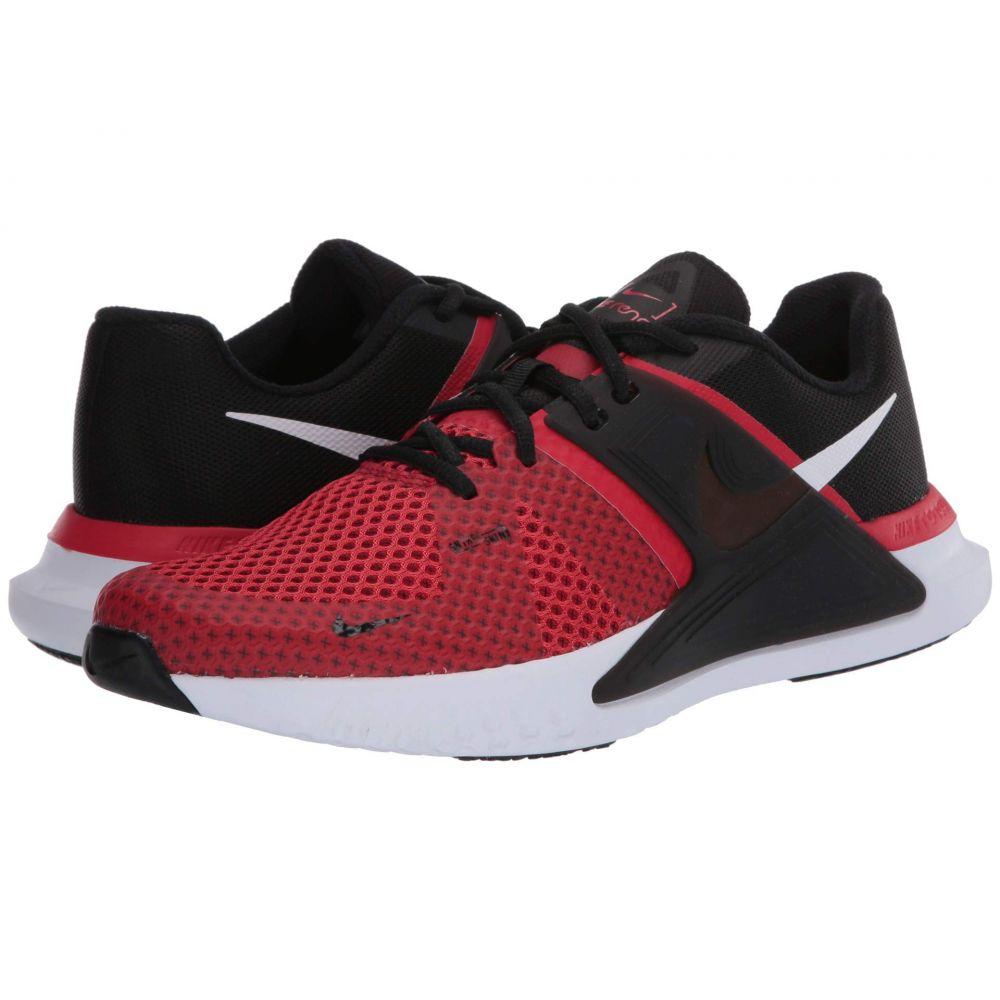 ナイキ Nike メンズ ランニング・ウォーキング シューズ・靴【Renew Fusion】University Red/White/Black