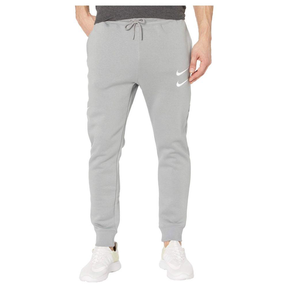 ナイキ Nike メンズ ボトムス・パンツ 【NSW Swoosh Pants】Particle Grey/White