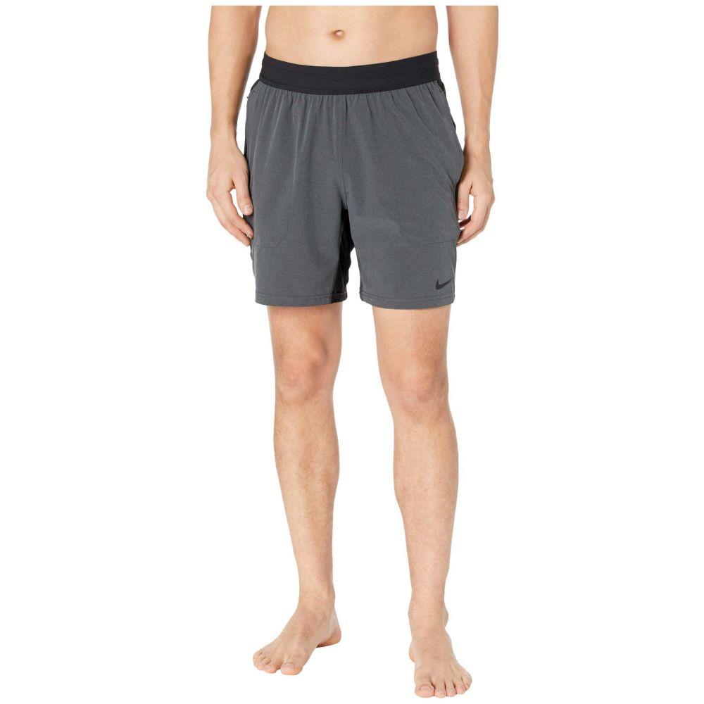 ナイキ Nike メンズ ショートパンツ ボトムス・パンツ【Flex Shorts Active】Black/Iron Grey/Black/Black