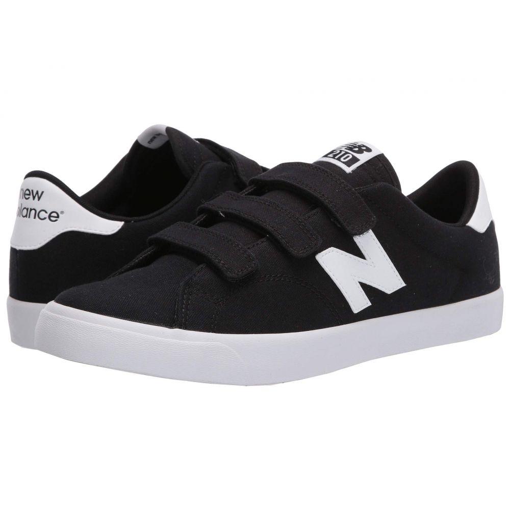 ニューバランス New Balance Numeric レディース スニーカー シューズ・靴【AM210】Black/White