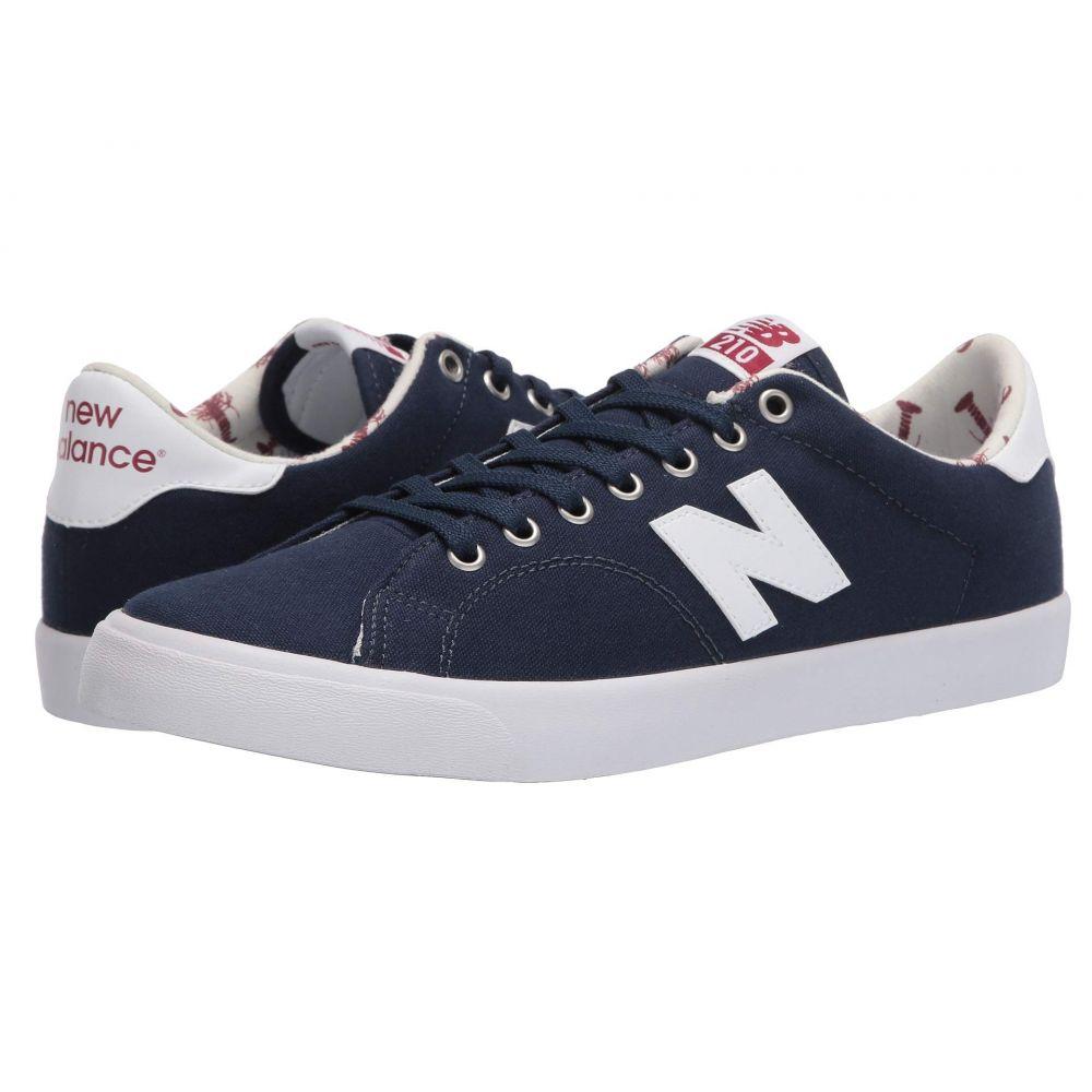 ニューバランス New Balance Numeric レディース スニーカー シューズ・靴【AM210】Navy/White