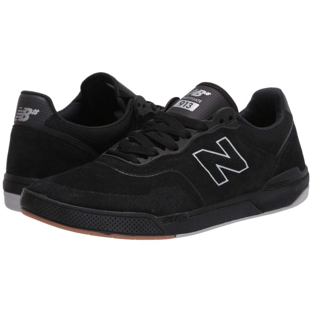 ニューバランス New Balance Numeric レディース ランニング・ウォーキング シューズ・靴【913】Black/Black