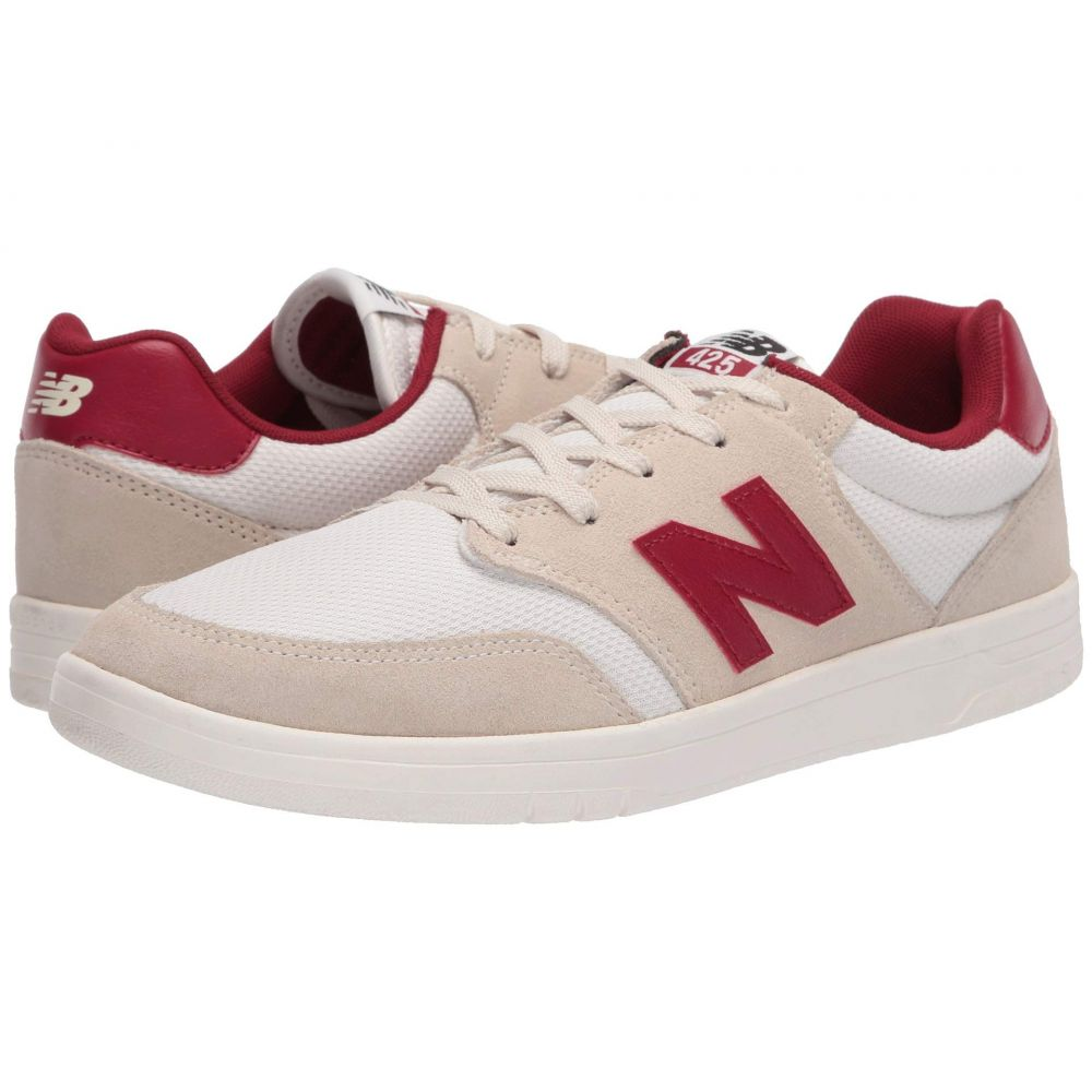 ニューバランス New Balance Numeric レディース スニーカー シューズ・靴【425】Tan/Burgundy
