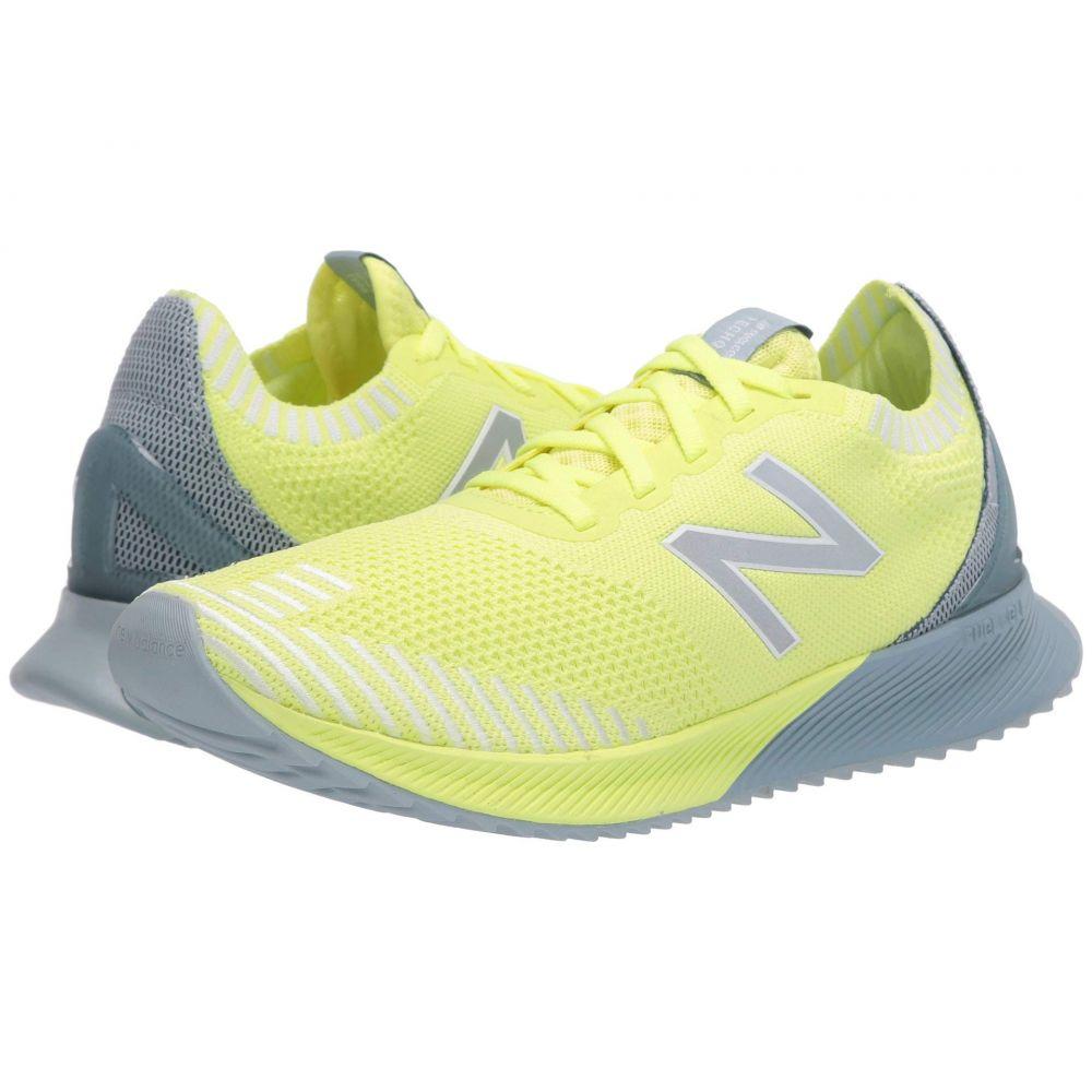 ニューバランス New Balance レディース ランニング・ウォーキング シューズ・靴【Fuelcell Echo】Lemon Slush/Lite Slate