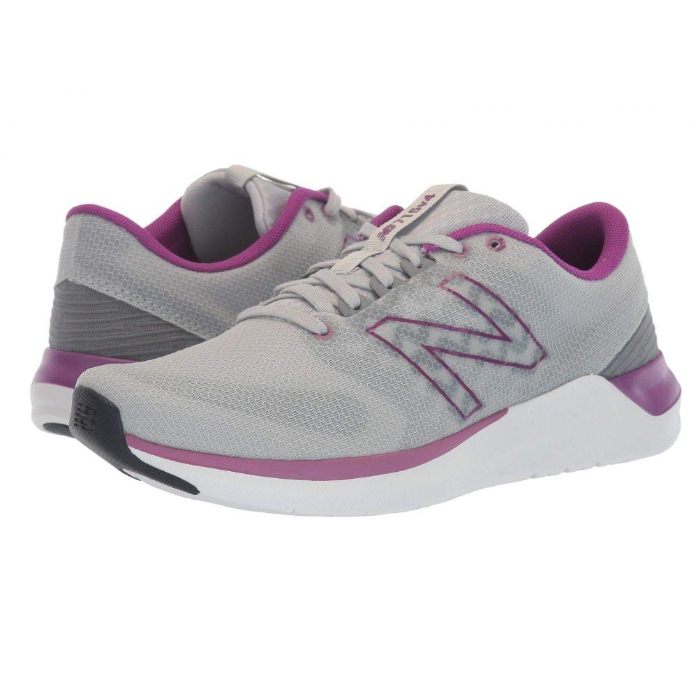 ニューバランス New Balance レディース スニーカー シューズ・靴【715v4】Artic Fox/Light Aluminum