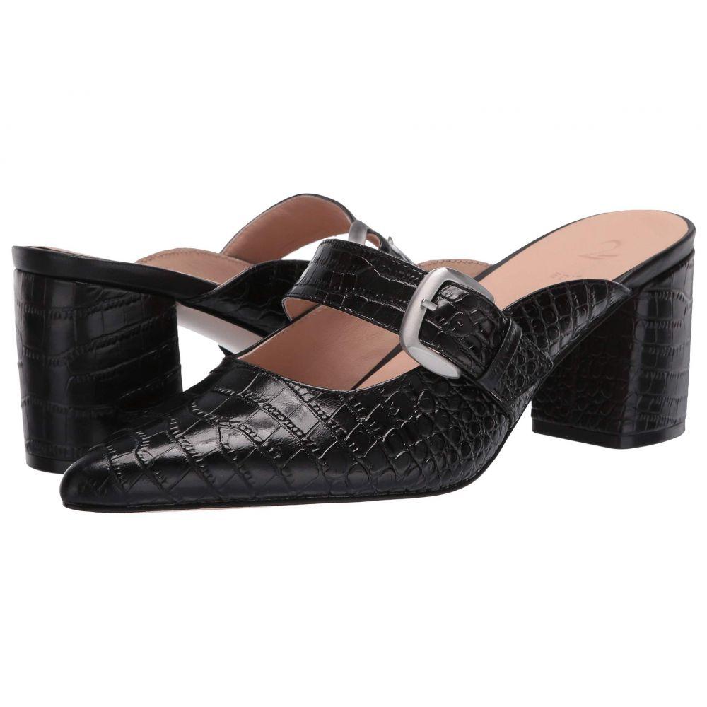 ナチュラライザー Naturalizer レディース パンプス シューズ・靴【27 Edit Maizey】Black Croco Print Leather