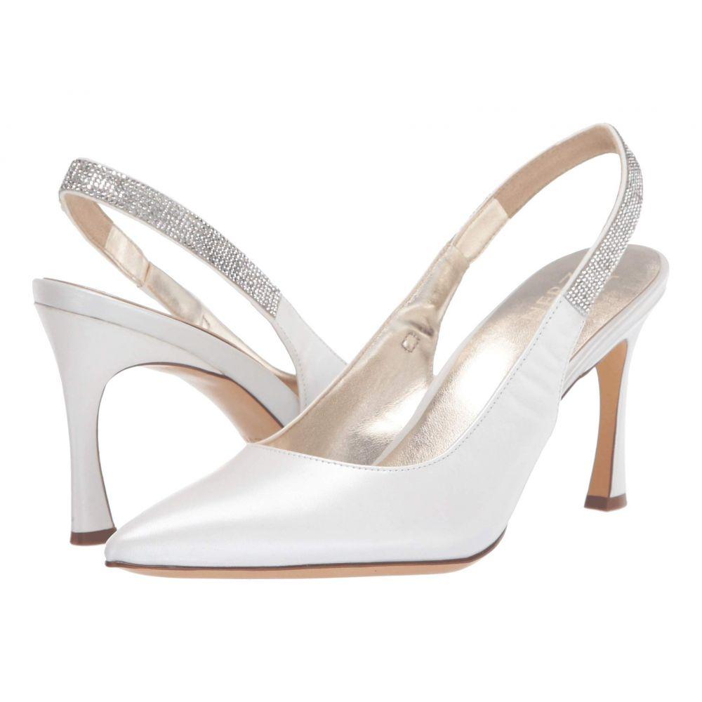 ナチュラライザー Naturalizer レディース パンプス シューズ・靴【Aleah】White Pearl Leather