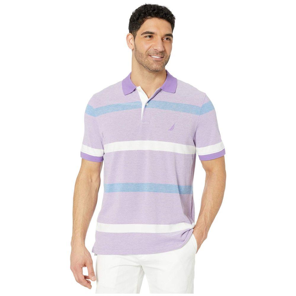 ノーティカ Nautica メンズ ポロシャツ トップス【Solid Polo】Purple