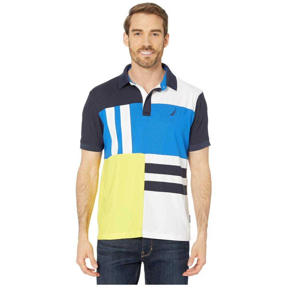 ノーティカ Nautica メンズ ポロシャツ トップス【Fashion Polo】Blue