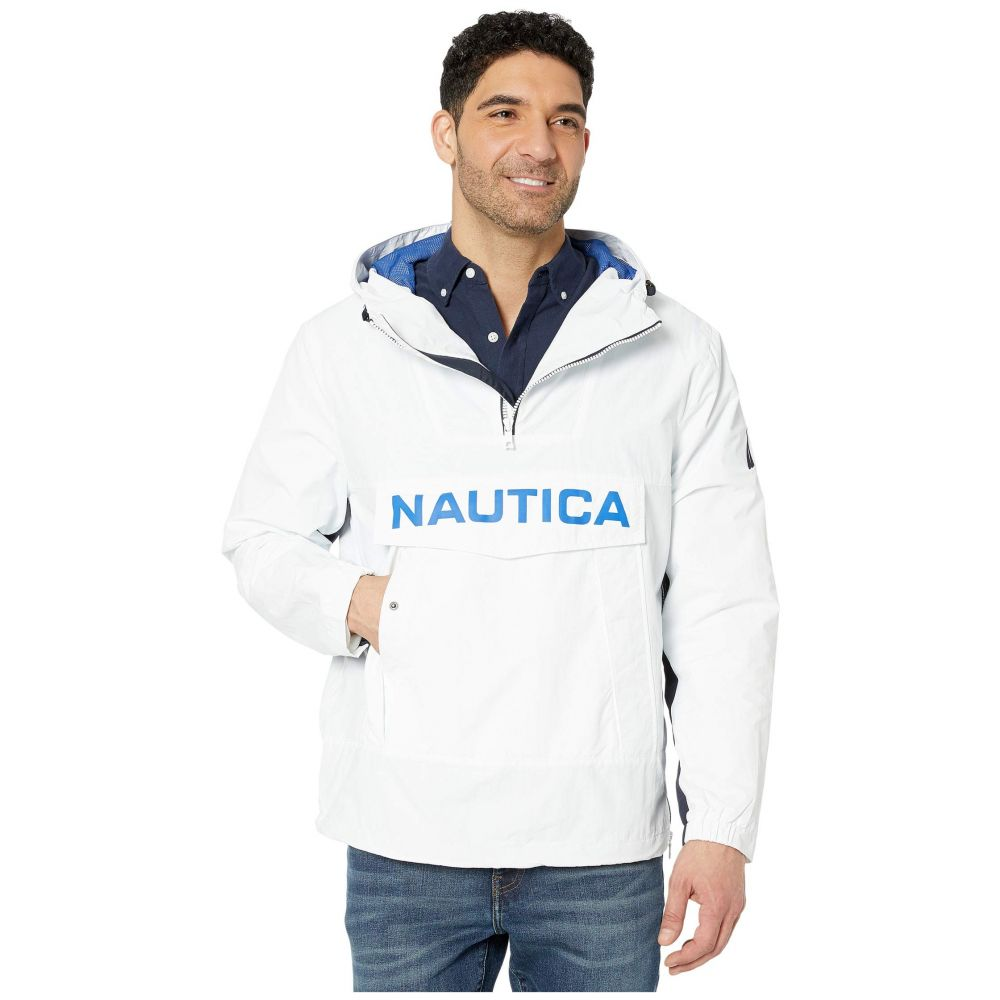 ノーティカ Nautica メンズ ジャケット アウター【Hooded Outerwear】White