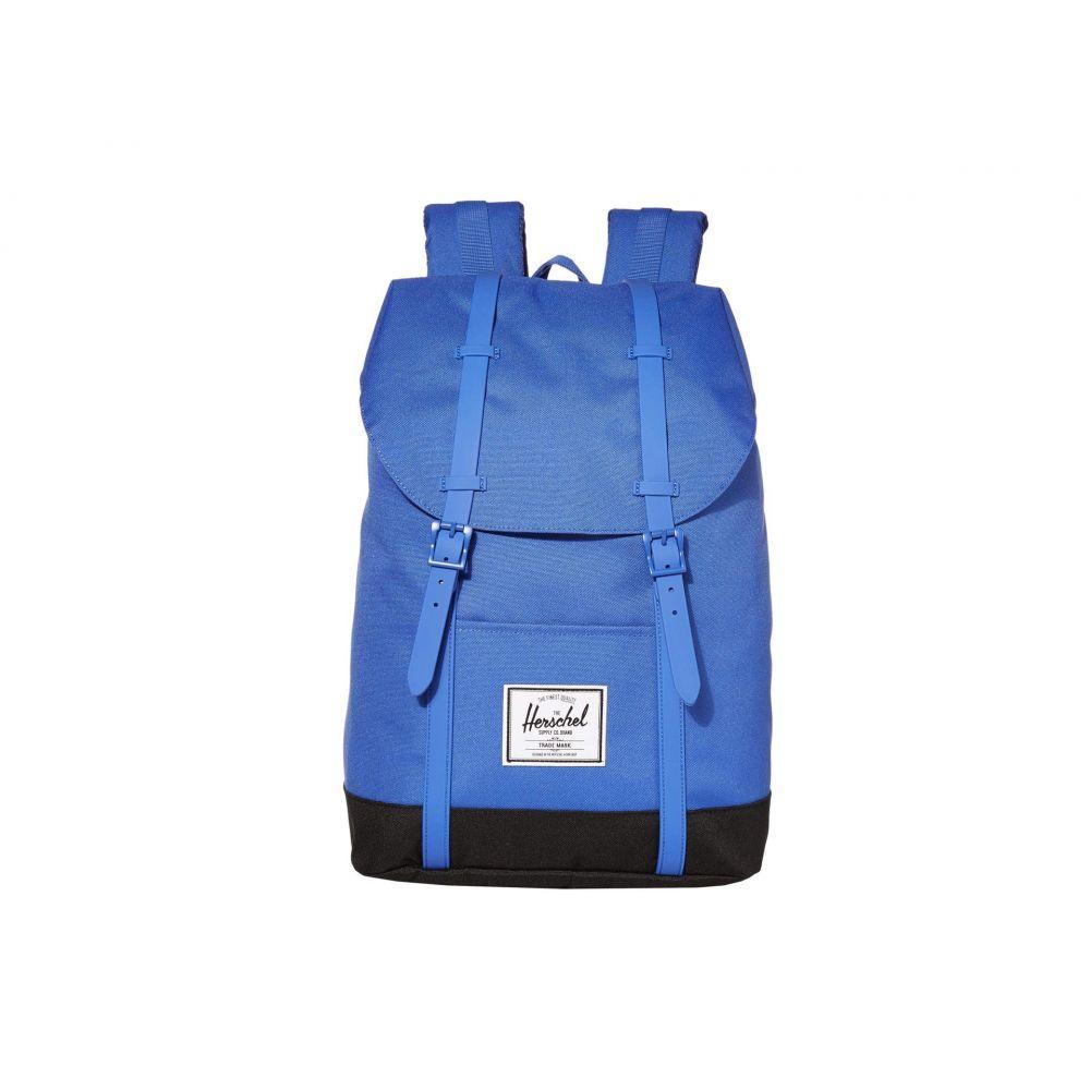 ハーシェル サプライ Herschel Supply Co. レディース バックパック・リュック バッグ【Retreat】Amparo Blue/Black