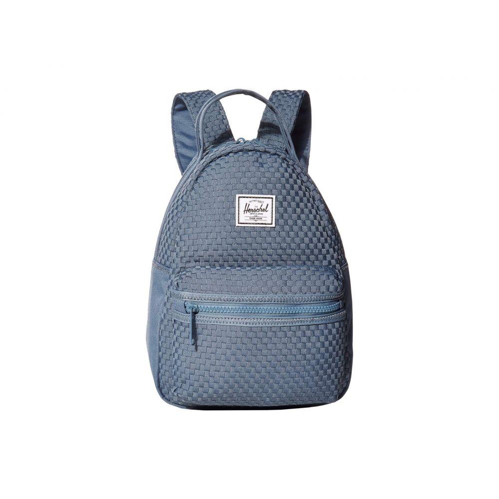 ハーシェル サプライ Herschel Supply Co. レディース バックパック・リュック バッグ【Nova Mini】Blue Mirage