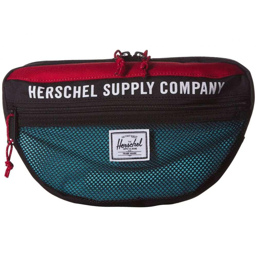ハーシェル サプライ Herschel Supply Co. レディース ボディバッグ・ウエストポーチ バッグ【Nineteen】Black/Red/Bachelor Button