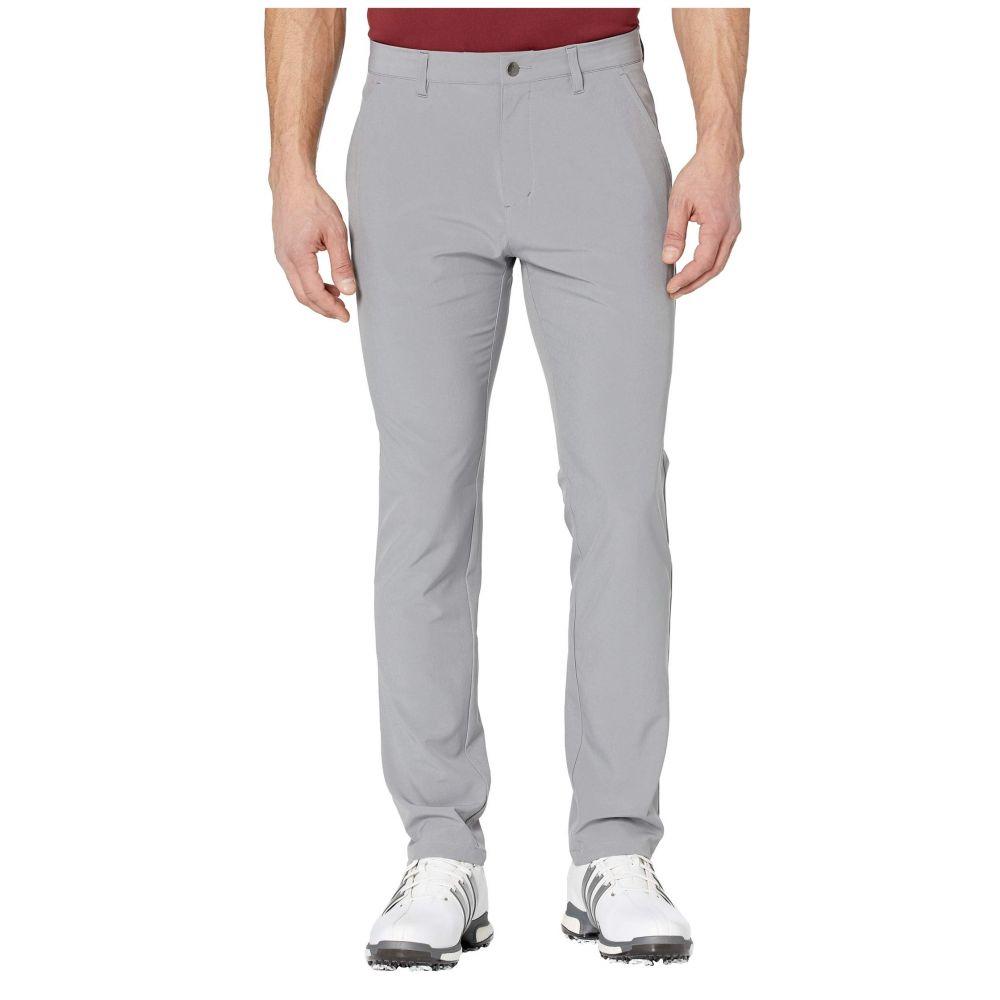 アディダス adidas Golf メンズ ボトムス・パンツ テーパードパンツ【Ultimate Tapered Fit Pants】Grey Three