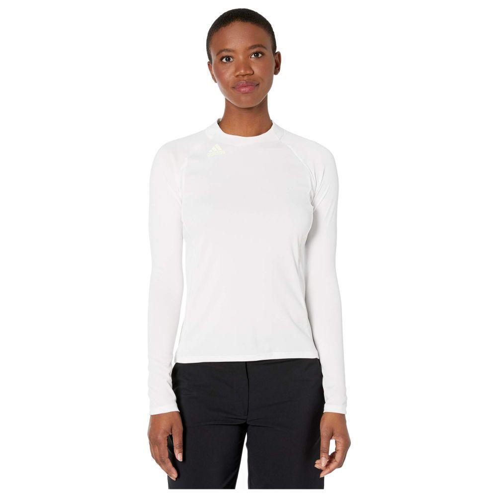 アディダス adidas Golf レディース トップス ベースレイヤー【UPF Base Layer】White
