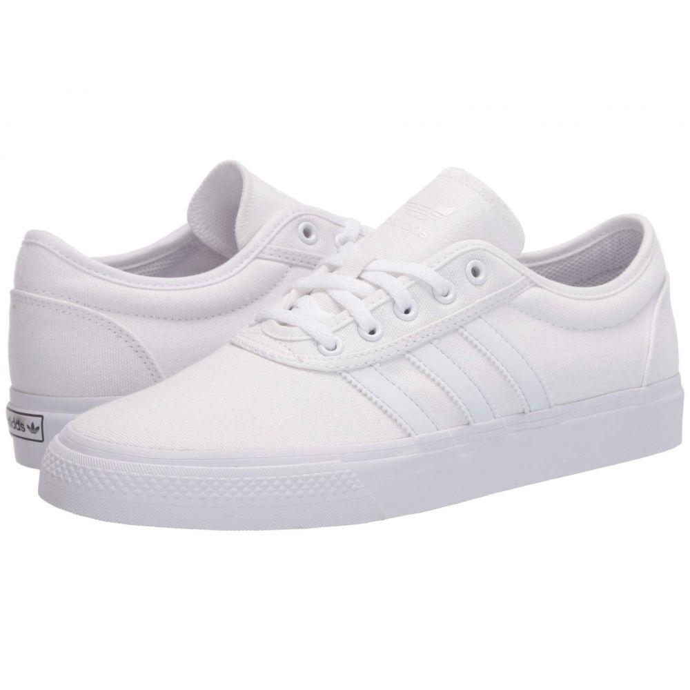 アディダス adidas Skateboarding レディース スニーカー シューズ・靴【Adi-Ease】Footwear White/Crystal White/Footwear White