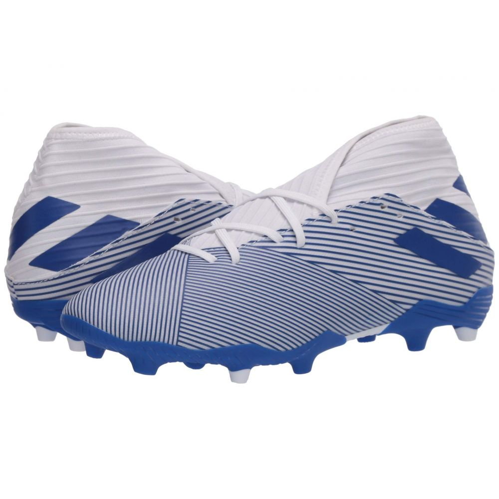 アディダス adidas メンズ サッカー シューズ・靴【Nemeziz 19.3 FG】Footwear White/Team Royal Blue/Team Royal Blue