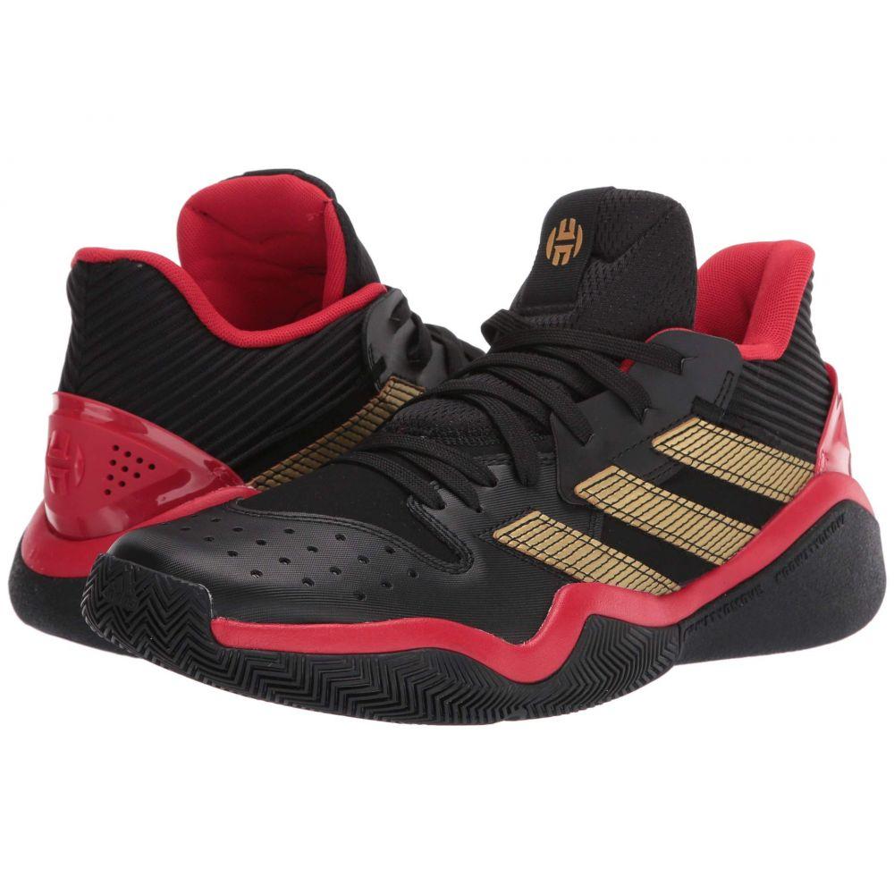 アディダス adidas メンズ バスケットボール シューズ・靴【Harden Stepback】Core Black/Scarlet/Shock Lime