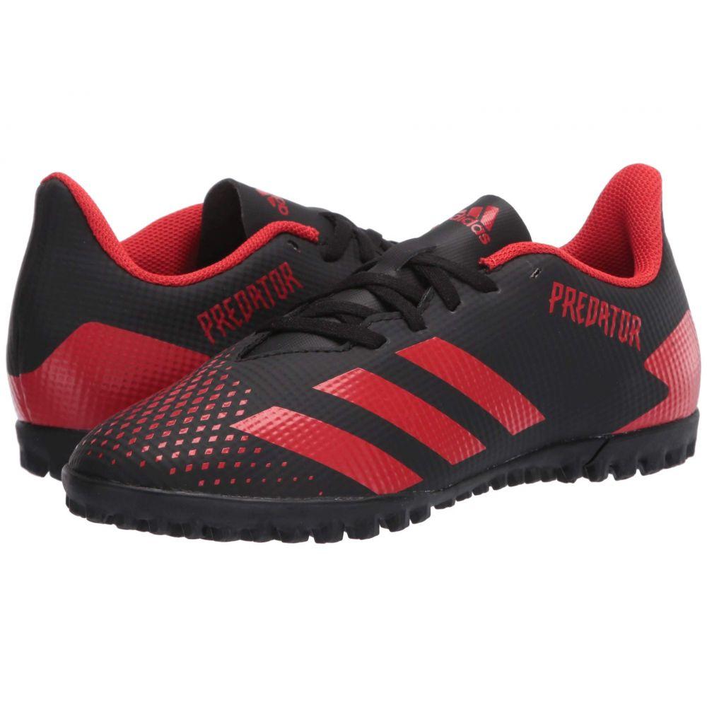 アディダス adidas メンズ シューズ・靴 【Predator 20.4 Tf】Core Black/Active Red/Core Black