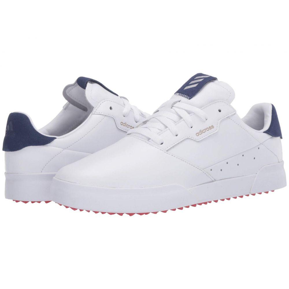 アディダス adidas Golf メンズ スニーカー シューズ・靴【Adicross Retro】Footwear White/Legacy Blue/Glory Red