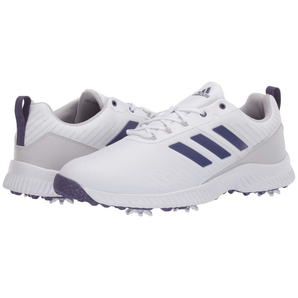 アディダス adidas Golf レディース スニーカー シューズ・靴【Response Bounce 2】Footwear White/Grey Two/Purple Tint