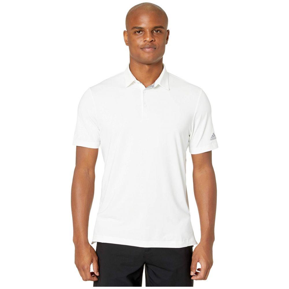 アディダス adidas Golf メンズ ポロシャツ トップス【Ultimate 2.0 Solid Polo】White