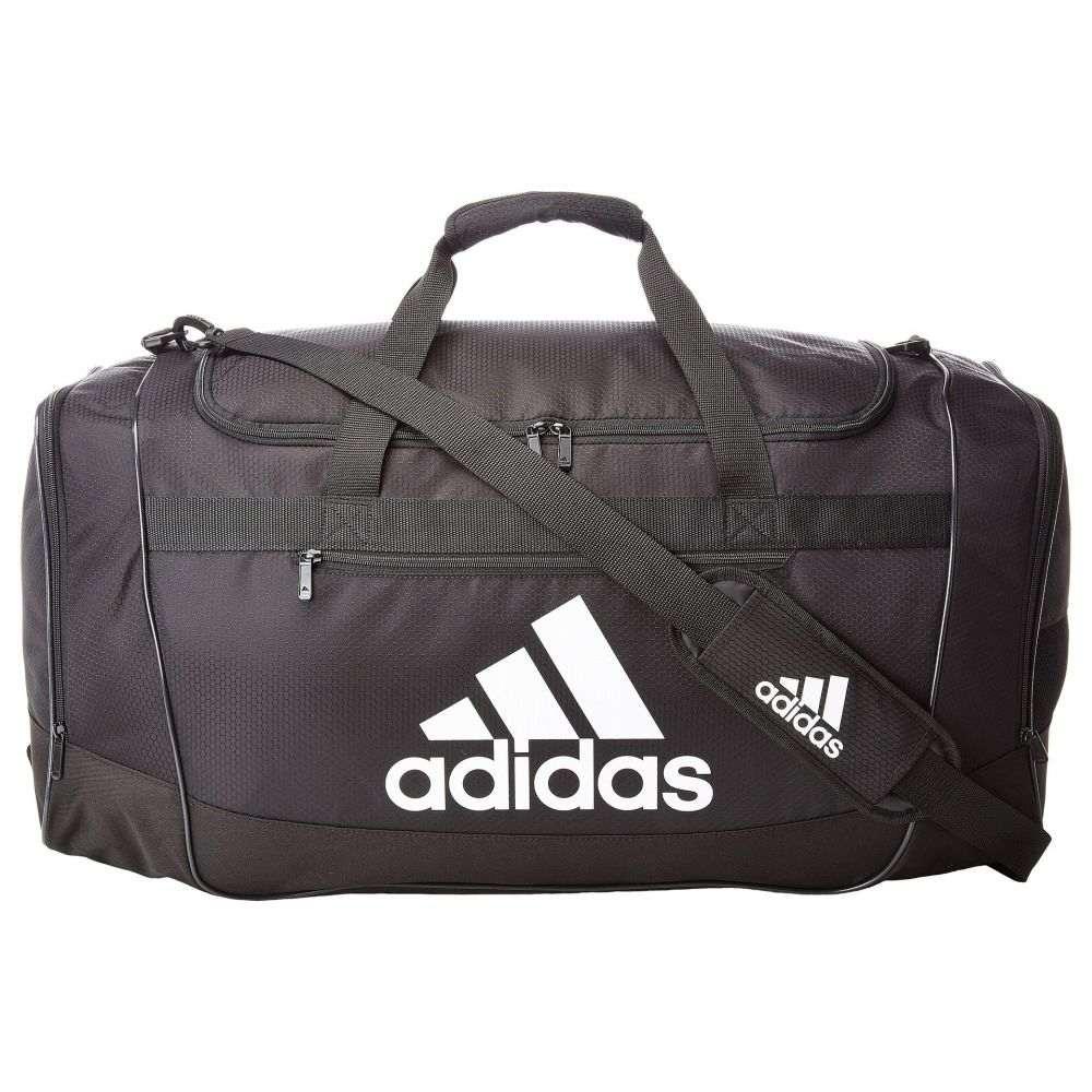 アディダス adidas レディース ボストンバッグ・ダッフルバッグ バッグ【Defender III Large Duffel】Black/White