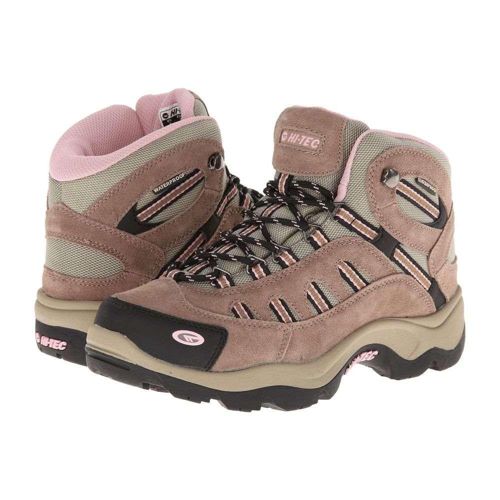 ハイテック Hi-Tec レディース ハイキング・登山 シューズ・靴【Bandera Mid WP】Taupe/Blush