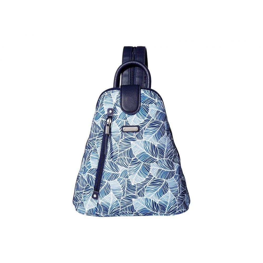 バッガリーニ Baggallini レディース バックパック・リュック リストレット バッグ【New Classic Metro Backpack with RFID Phone Wristlet】Maui