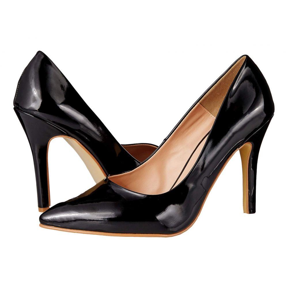 バイスバーサ ViceVersa レディース パンプス シューズ・靴【Scarlett】Black Patent