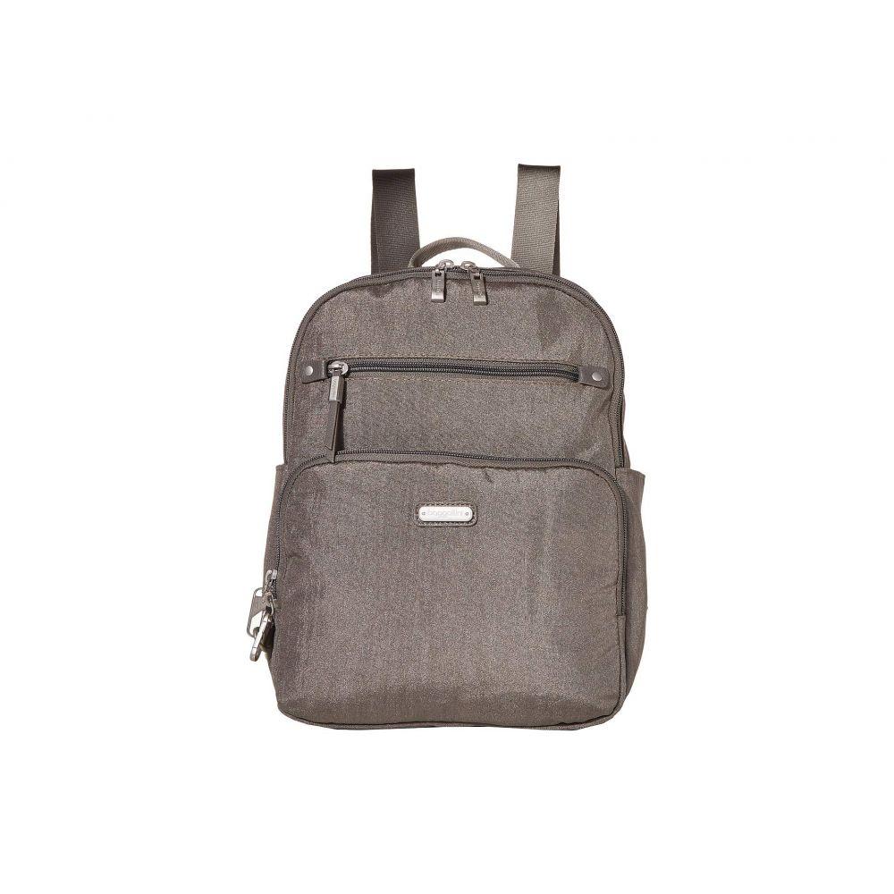 バッガリーニ Baggallini レディース バックパック・リュック バッグ【New Classic Explorer Backpack】Sterling Shimmer