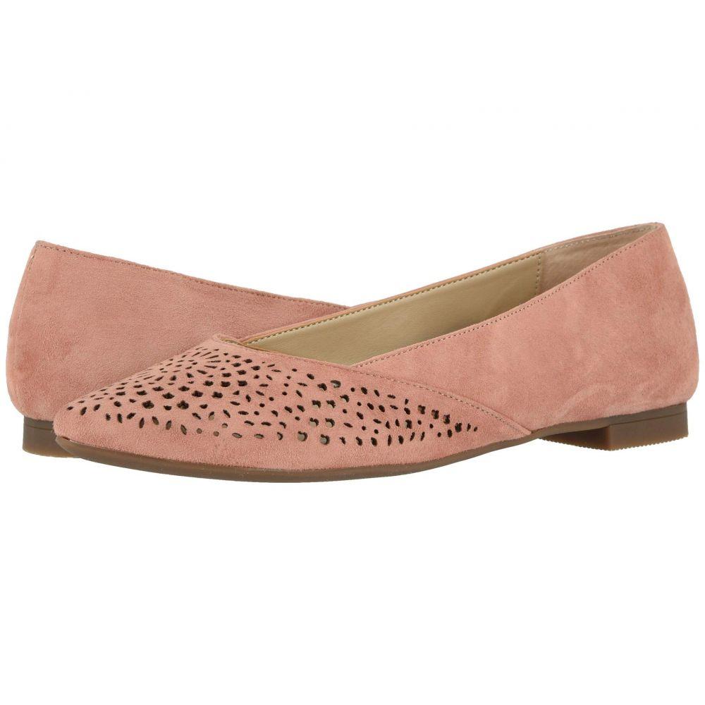 バイオニック VIONIC レディース スリッポン・フラット シューズ・靴【Carmela Perf】Dusty Pink