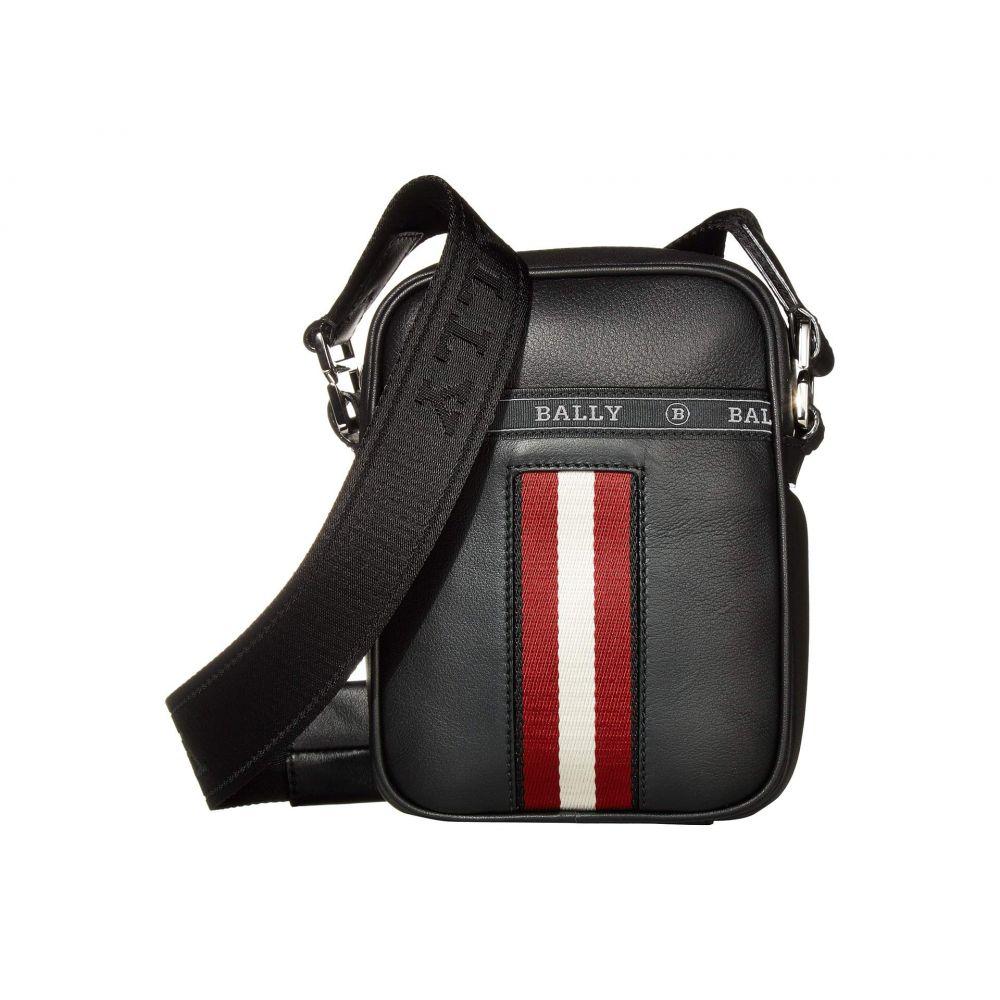 バリー Bally メンズ ボディバッグ・ウエストポーチ バッグ【Heyot/10 Port Case/Belt Bag】Black