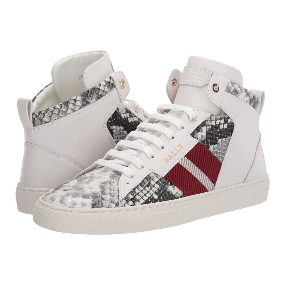 バリー Bally メンズ スニーカー シューズ・靴【Hedern-New-WS/7】White