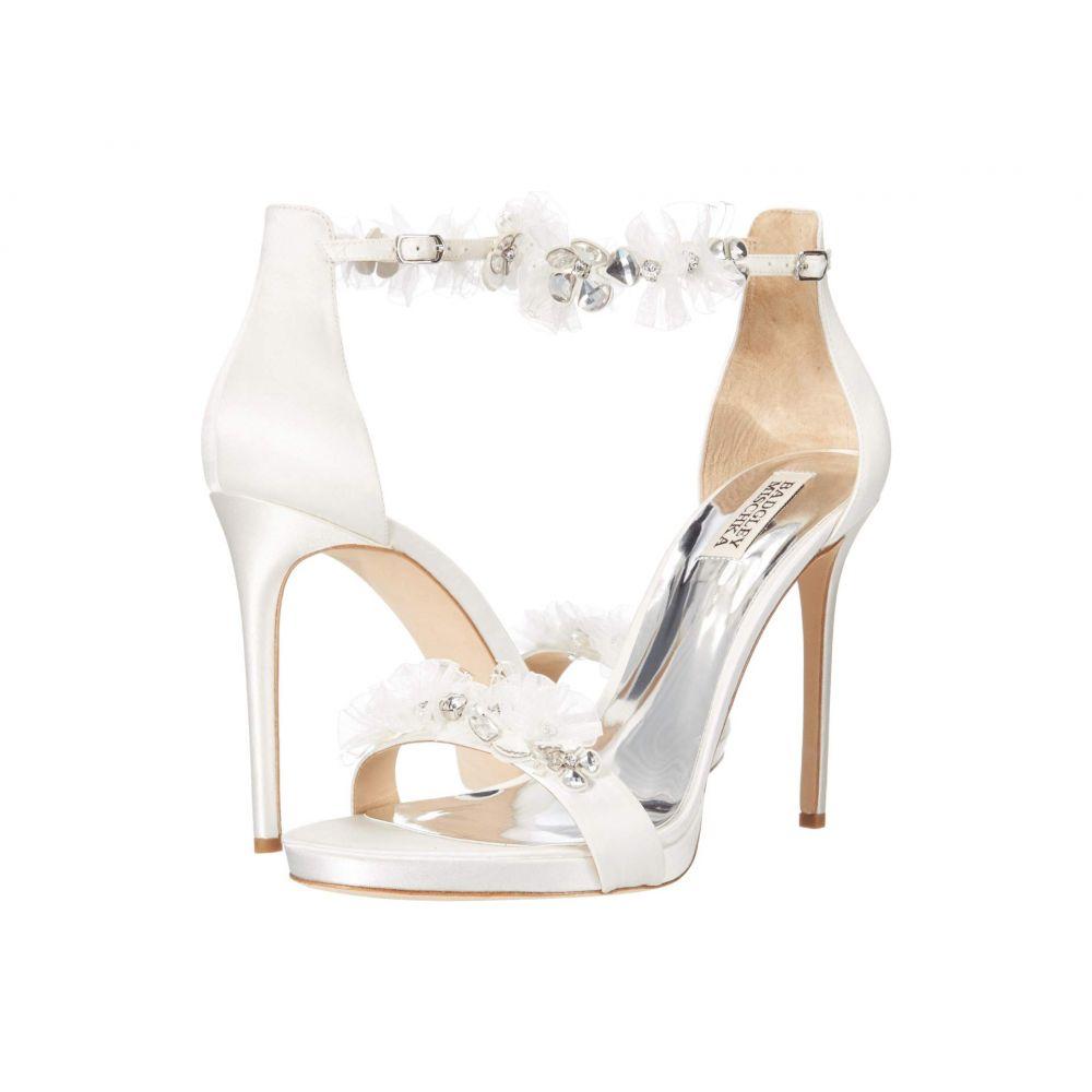 バッジェリー ミシュカ Badgley Mischka レディース サンダル・ミュール シューズ・靴【Cardi】Soft White
