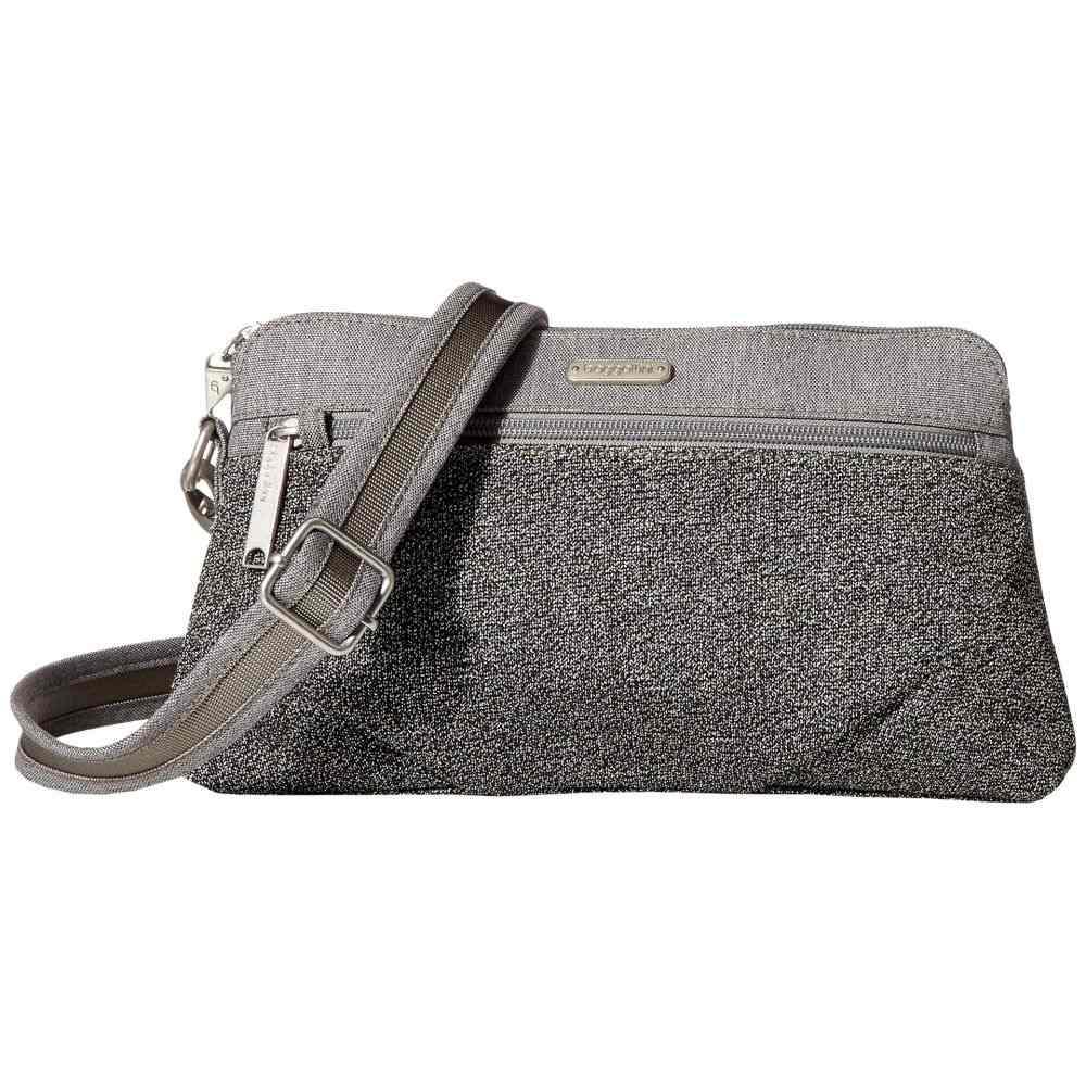 バッガリーニ Baggallini レディース ショルダーバッグ バッグ【Securtex(TM) Anti-Theft Everyday Crossbody Bag】Stone Antitheft