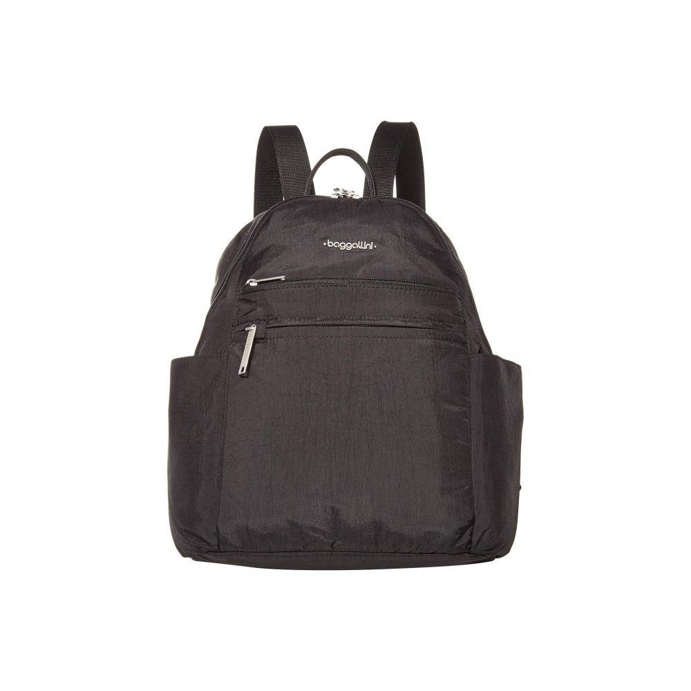 バッガリーニ Baggallini レディース バックパック・リュック バッグ【Anti-Theft Vacation Backpack】Black