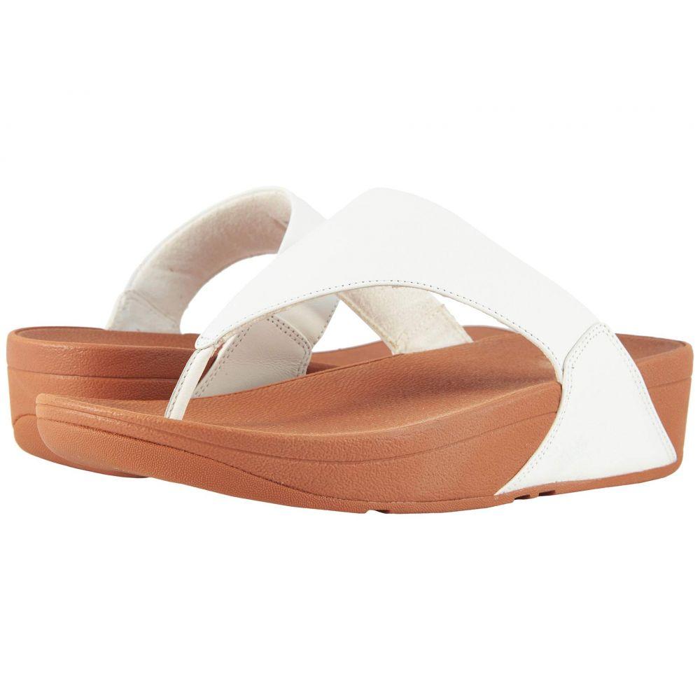 フィットフロップ FitFlop レディース ビーチサンダル シューズ・靴【Lulu(TM)】Urban White