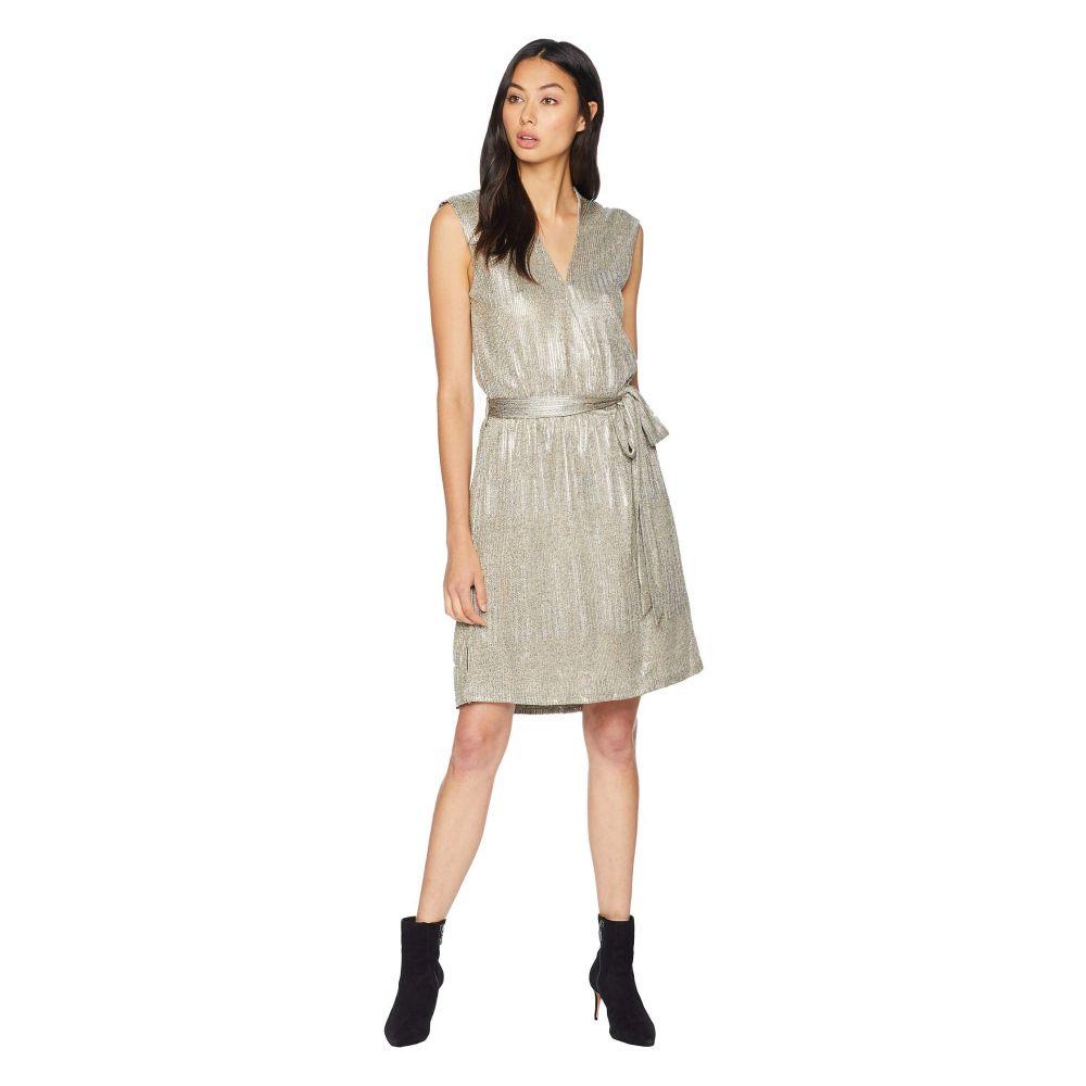ビショップアンドヤング Bishop + Young レディース ワンピース ミニ丈 ワンピース・ドレス【Olivia Metallic Mini Dress】Metallic