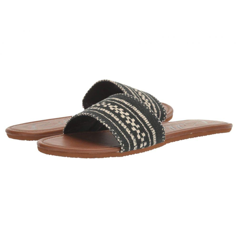 ビラボン Billabong レディース サンダル・ミュール シューズ・靴【Deep Sea】Black/White