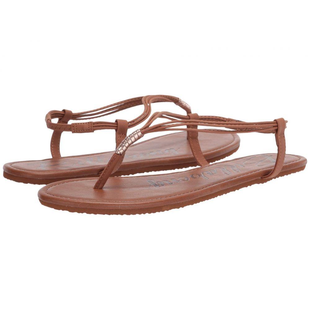 ビラボン Billabong レディース ビーチサンダル シューズ・靴【Strand Walk 2】Tan