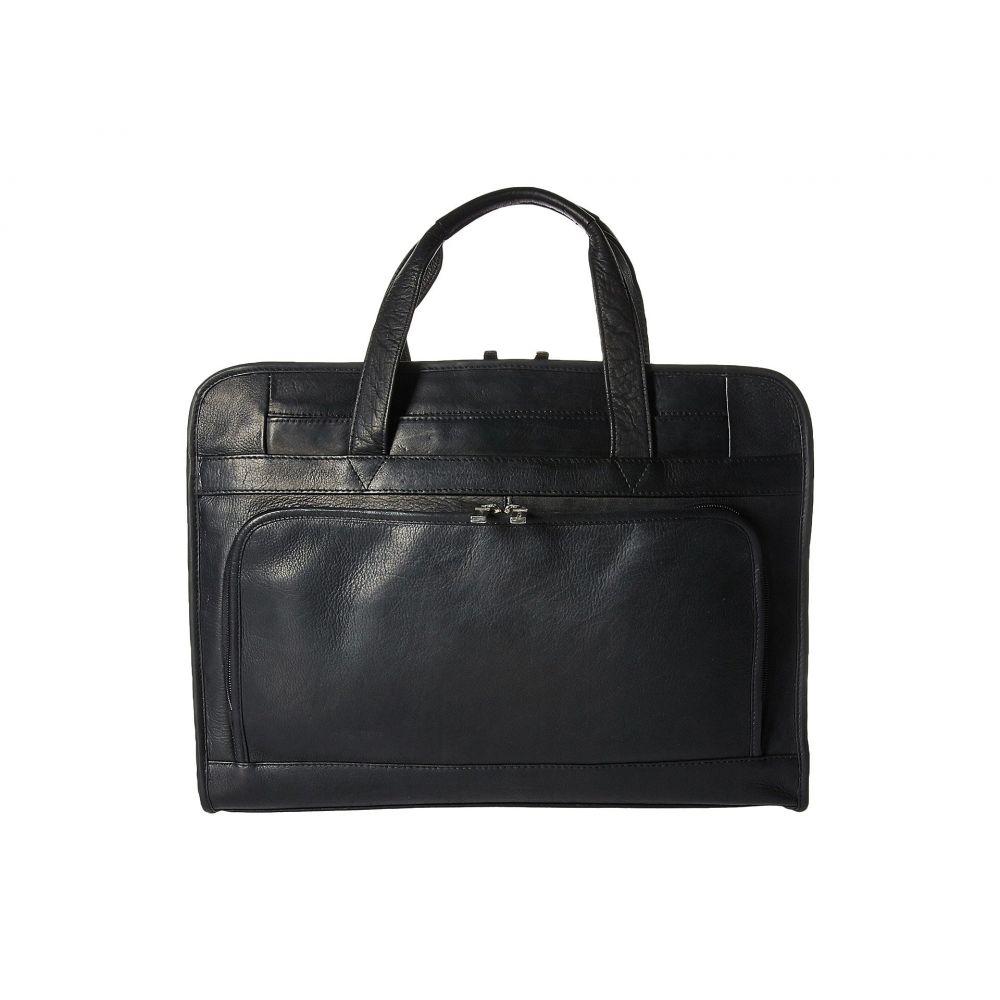 フォッシル Fossil メンズ ビジネスバッグ・ブリーフケース バッグ【Haskell Double Zip Workbag】Black